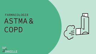 Farmacologie: astma en COPD