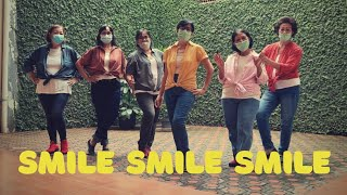 Smile Smile Smile - Line Dance