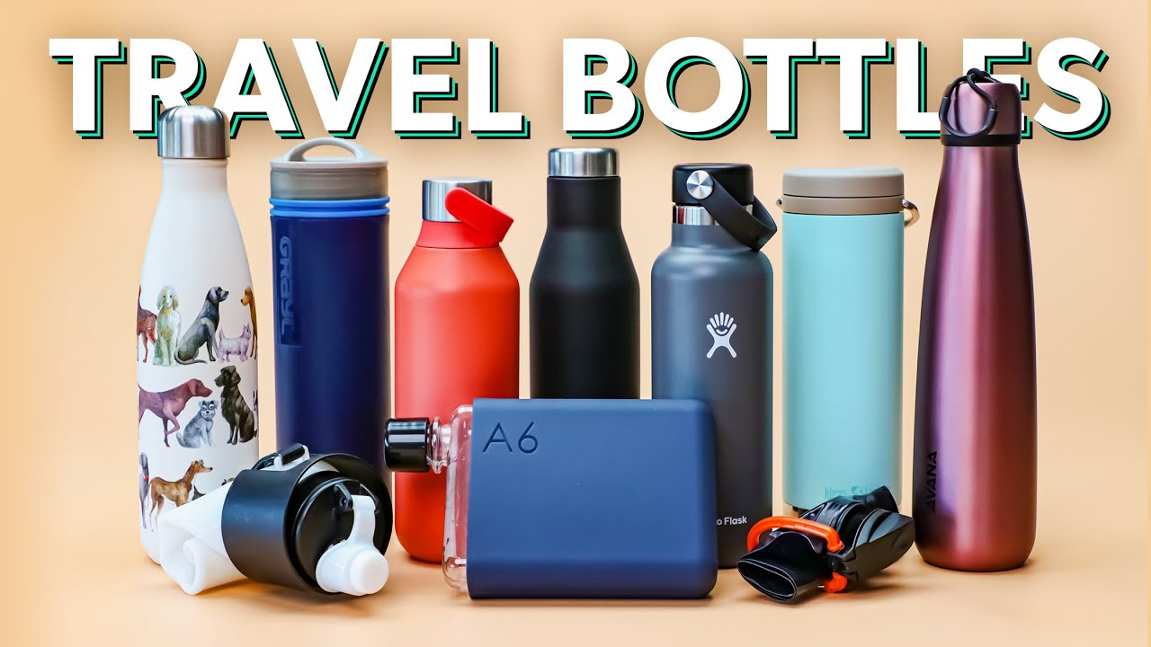 10 Excellent Travel Water Bottles   Hydro Flask, Klean Kanteen, Zojirushi, and More
