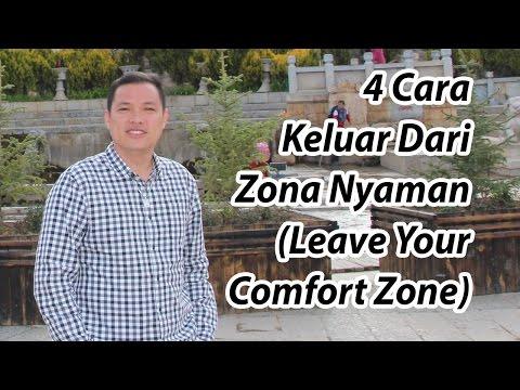 4 Tips Cara Keluar Dari Zona Nyaman