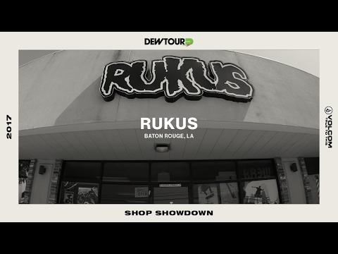 Shop Showdown Round 1 | Rukus | TransWorld SKATEboarding