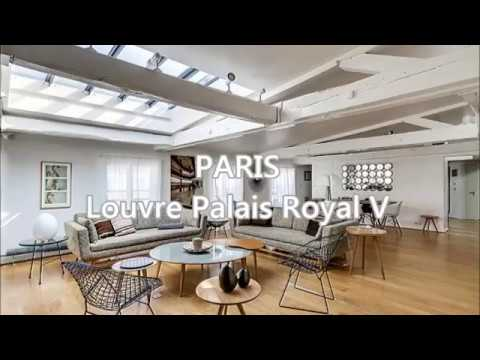 Best Place to Stay in PARIS - 2-Bedroom Luxury Apartment - Louvre Palais Royal V