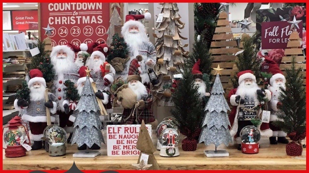 HomeSense Christmas Decor | 2017 - YouTube