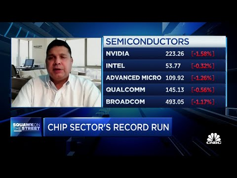 Strong underlying trends remain positive for chips: Mizuho analyst