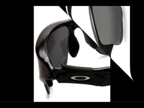 823a16070701 Oakley Men s Flak Jacket XLJ Polarized Sunglasses Reviews - YouTube