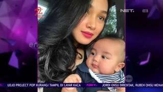 Lama Tak terdengar Kabar, Tya Arifin Fokus Mengurus Anak