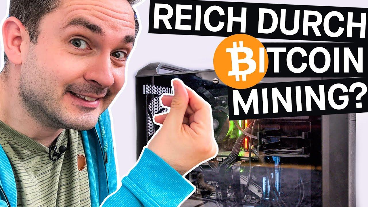 Bitcoin, Ethereum & Co.: Kann ich mit Krypto-Mining reich werden? || PULS Reportage
