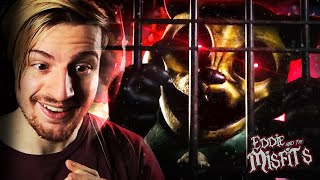 ONE OF THE BEST FNAF FAN-GAMES    Eddie And The Misfits