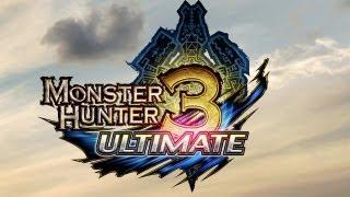 Monster Hunter 3 Ultimate - Wii U Gameplay