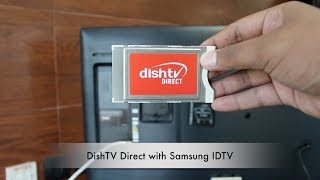 DishTV Direct on IDTV – The new way to watch television