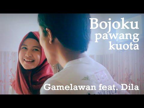 Bojoku pawang kuota (cover) Gamelawan feat. Dila
