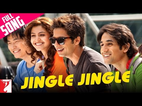 Jingle Jingle - Full Song | Badmaash Company | Shahid Kapoor | Anushka Sharma