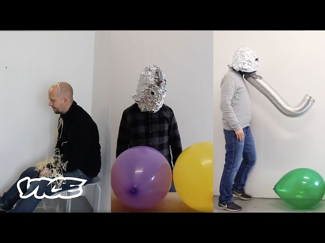 Machetes, Drills, and Spaghetti: Norwegian Art of Destruction