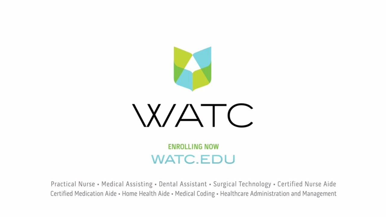 Nursing school watc healthcare and nursing programs youtube nursing school watc healthcare and nursing programs xflitez Choice Image