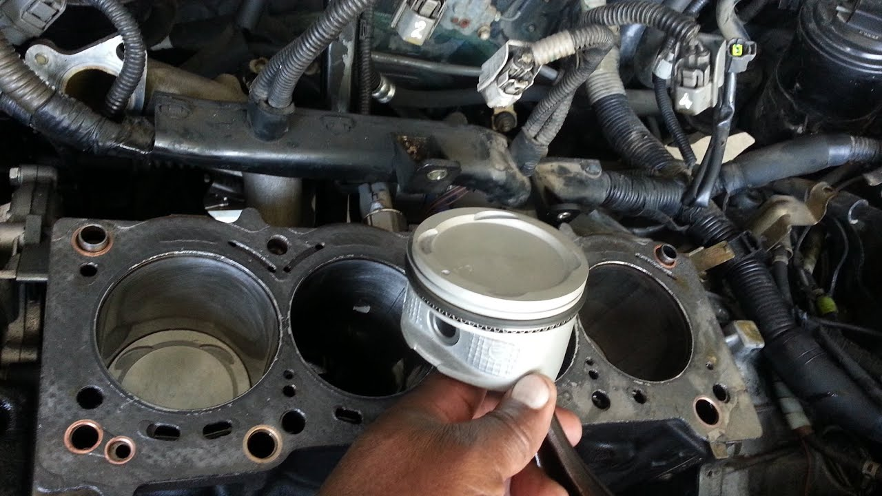 How To Rebuild Toyota Corolla 7afe 4afe Engine Install