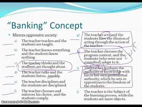 friere pedagogy Paulo freire was a brazilian ideologist whose radical ideas have shaped the modern concept of and approaches to education in his essay the 'banking' concept of education, freire passionately expounds on the mechanical flaw in the current.