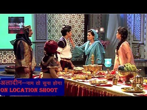 Aladdin Naam Toh Suna Hoga | Serial | Upcoming Twist | Full Episode | On Location Shoot