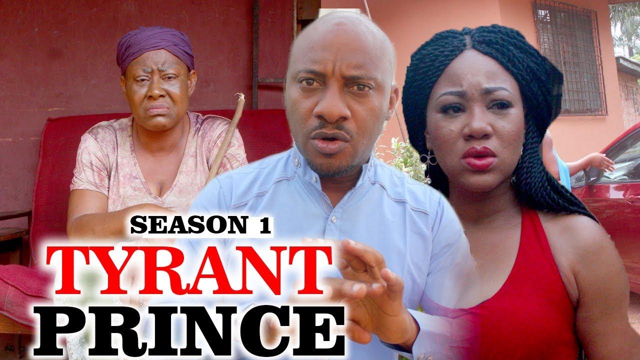 TYRANT PRINCE 1 - LATEST NIGERIAN NOLLYWOOD MOVIES