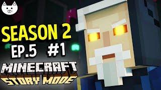 Minecraft Story Mode Season 2 - FINAL EPISODE - (Minecraft Story Mode Season 2 Episode 5 Part 1)