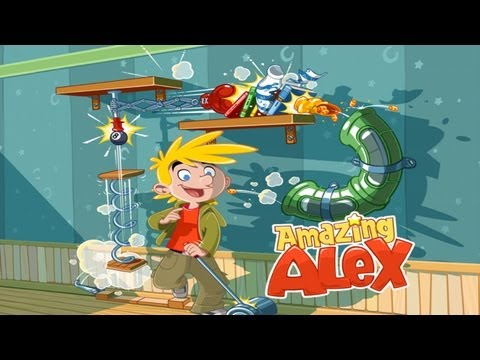 Amazing Alex - IPhone/iPod Touch/iPad - HD Gameplay Trailer