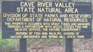 Astro Stealth Camper Vąn Cave River Valley