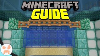 Easy Auto Kelp Farm! | Minecraft Guide Episode 70 (Minecraft 1.15.2 Lets Play)