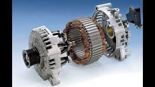 Ремонт генератора на примере Toyota Corolla (Нет зарядки)