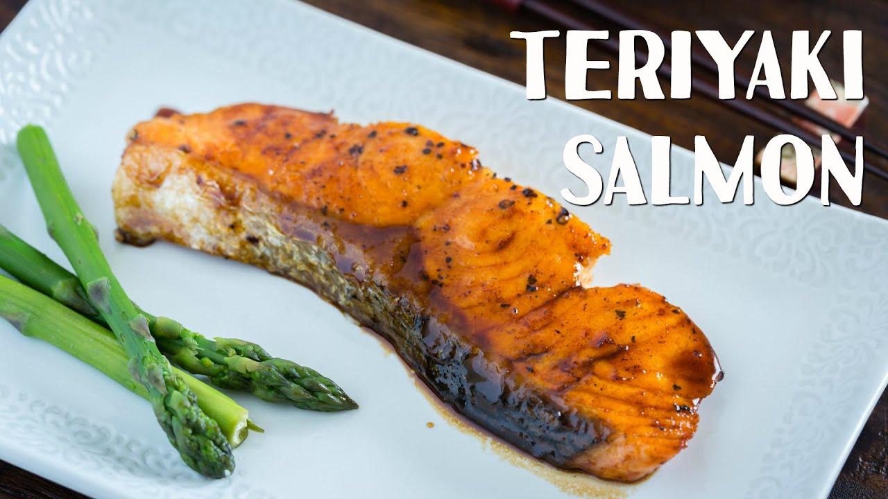 How to make teriyaki salmon recipe how to make teriyaki salmon recipe youtube forumfinder Gallery