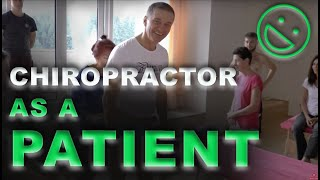 Škola Chiropraxie - Chiropraktik ako pacient - Oprava šliach a lymfy + AKO si  napraviť BEDRO.