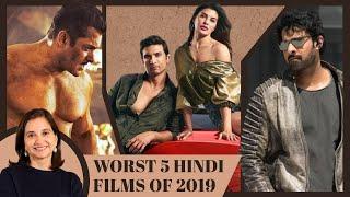 Top 5 Worst Hindi Films of 2019 | Anupama Chopra | Film Companion