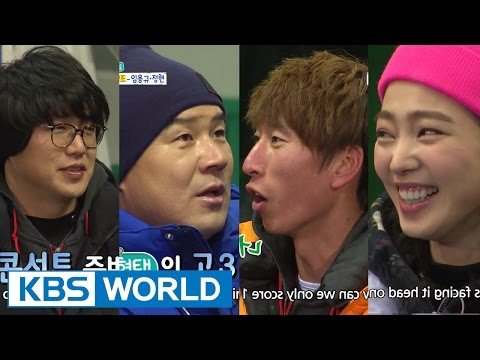 Cool Kiz on the Block | 우리동네 예체능 - Gold Medalists, Im Yonggyu and Jeong Hyeon (2015.01.20)