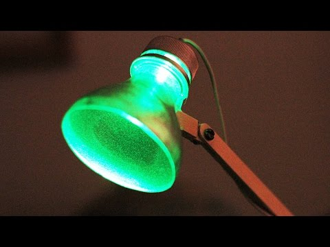 Make Amazing Lamp With Plastic Bottle