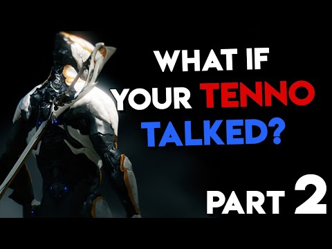 What If Your Tenno Talked From The Beginning? - Part 2 - Warframe (Parody) - TheHiveLeader thumbnail