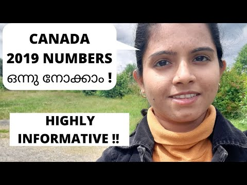 Canada 2019 PR Numbers Analysis/Which Age Group?Province?City?Professions?All Info In One Video