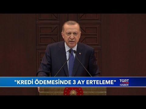Cumhurbaşkanı Erdoğan Alınan Kararları Açıkladı