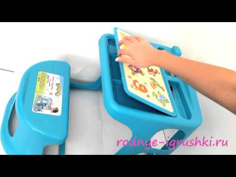 Детский стол парта для дошкольника