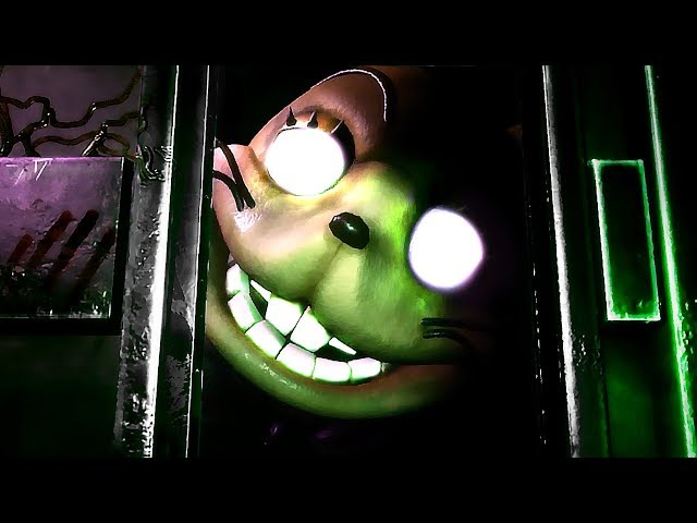 Five Nights at Freddy's: Help Wanted - Part 14