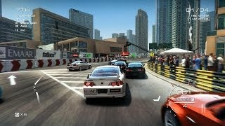 Grid Autosport PC: Multiplayer Race - Honda Integra Type R DC5 in Dubai, Street Discipline