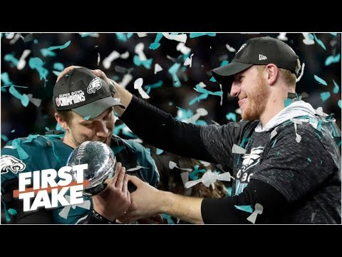 Eagles will have QB controversy if Nick Foles beats the Bears – Max Kellerman | First Take