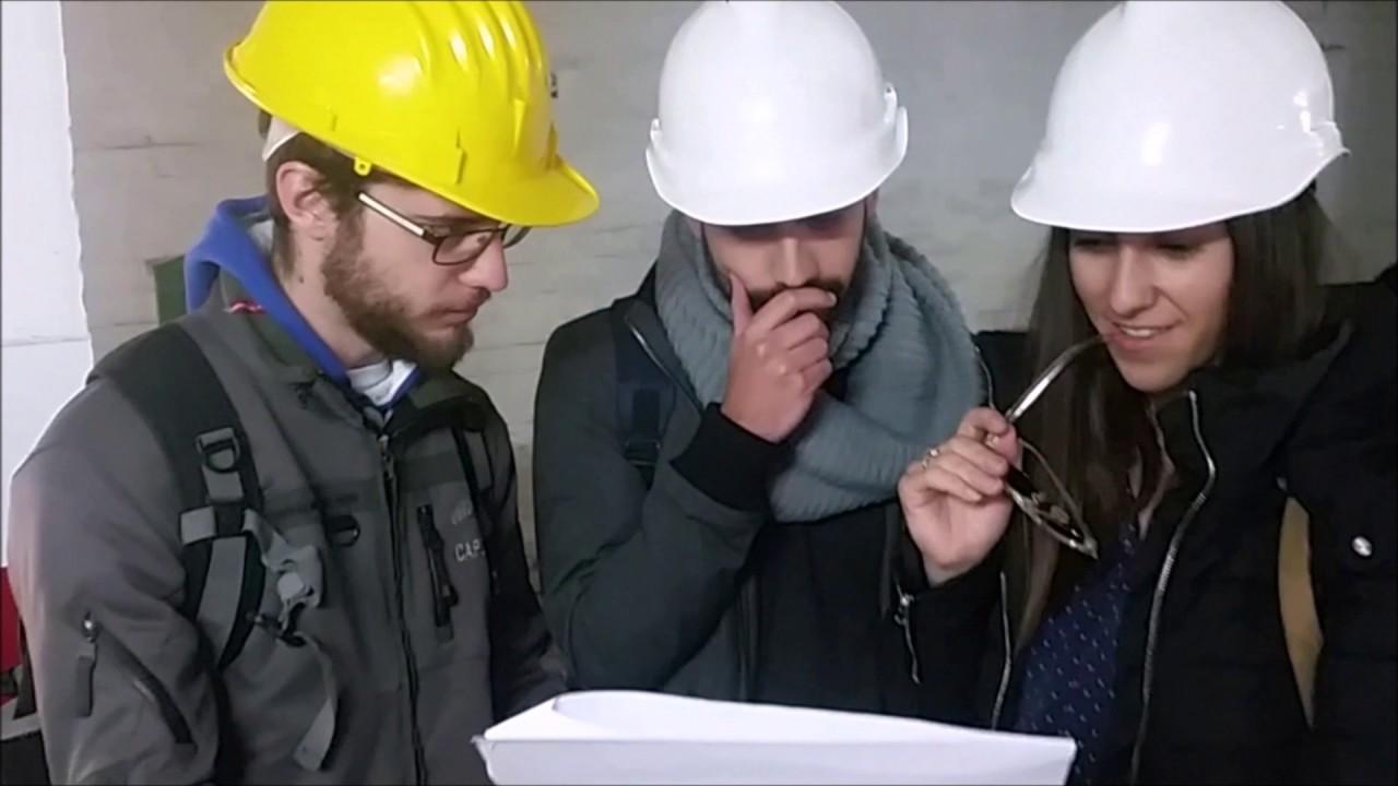 Actividades grado en arquitectura t cnica youtube for Grado superior arquitectura