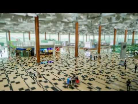 Khám phá sân bay Changi (Changi International Airport) - Singapore