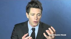 NATHAN PAGE  -  The other side of the glass