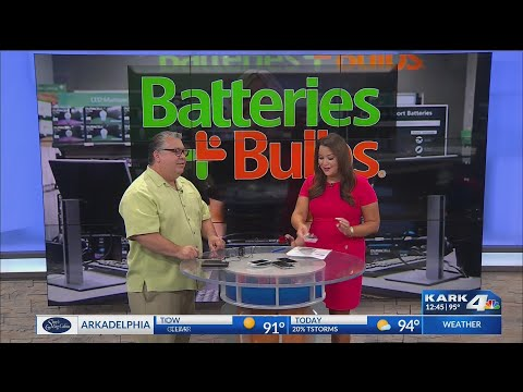 Batteries And Bulbs