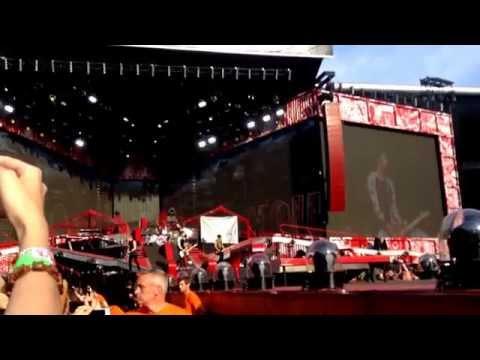 5 Seconds Of Summer - Teenage Dream live, Stade de Suisse