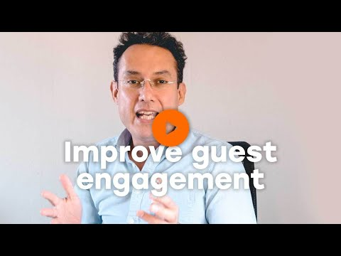 Highlight fun or challenging moments on social media to improve guest engagement