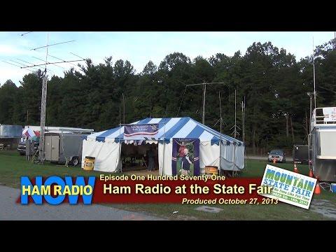 Episode 171 Ham Radio at the State Fair on HamRadioNow
