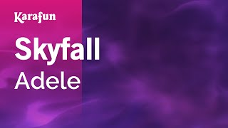 Karaoke Skyfall Adele
