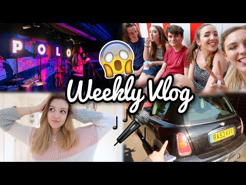 The First Week Of Summer, Live Music & ANOTHER New Car!!?