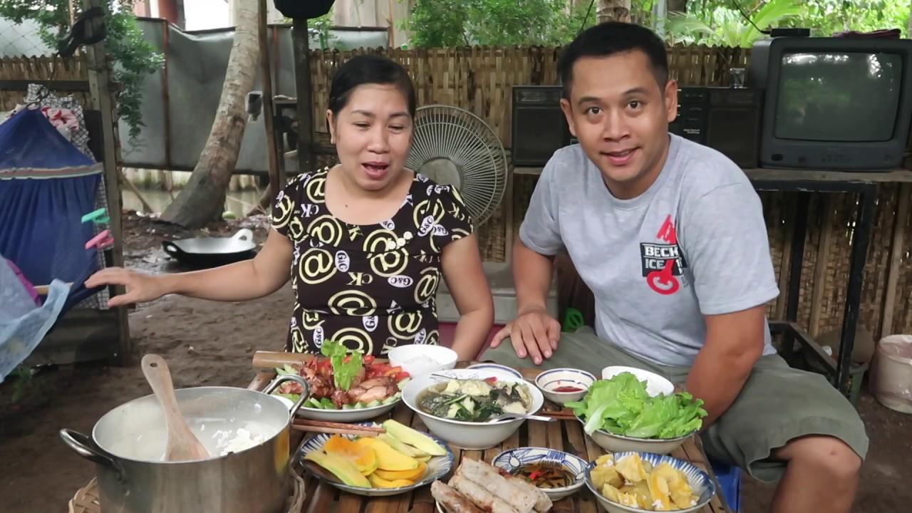 Ngày mưa ăn cơm với quá nhiều món | 7 Thuận #329
