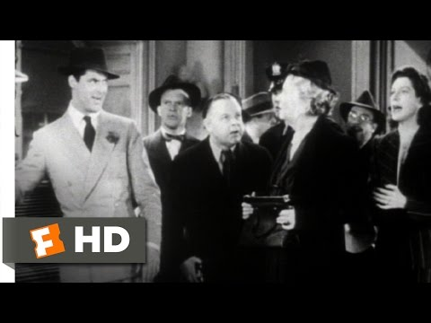 His Girl Friday (1940) - A Cock-Eyed Liar Scene (11/12) | Movieclips